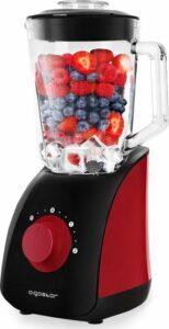 Aigostar Pomegranate 30JDF - Blender - Zwart-Rood