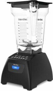 Blendtec Classic 575 - Power Blender - Zwart
