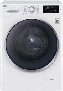 LG FH4U2TDN1 Vrijstaand 8kg 1400RPM A+++-40% Wit Front-load wasmachine