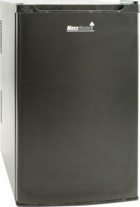 MaxxHome Mini Koelkast - Thermo-elektrisch - 80 Liter Zwart