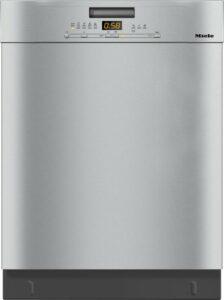 Miele G 5022 SCU clst - Onderbouw vaatwasser