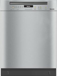 Miele G 7100 SCU - Inbouwvaatwasser - RVS-Cleansteel