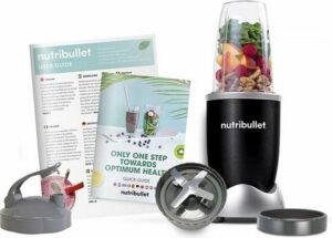 NutriBullet Special Pro 900W 7-delig- zwart Select