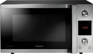 Samsung MC455TERCSR - Combi-magnetron - RVS
