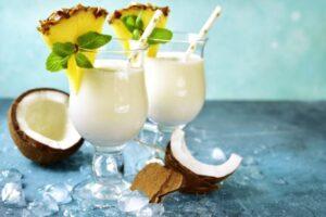 alcoholische smoothie