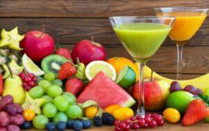 beste fruit voor sap