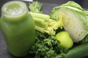 groene sap recepten