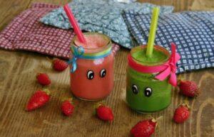 smoothie recepten kinderen en kleuters