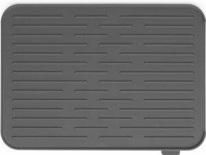 Brabantia Sink Side Afdruipmat - Siliconen - Dark Grey