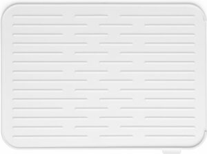 Brabantia Sink Side Afdruipmat Siliconen - Light Grey
