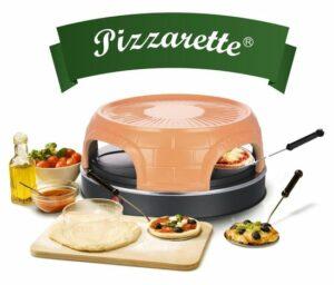Emerio PO-115847 - Pizzarette - 4 personen