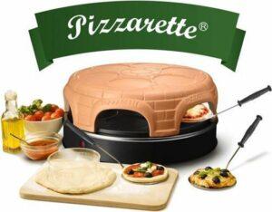 Emerio PO-115848 - Pizzarette - 6 personen
