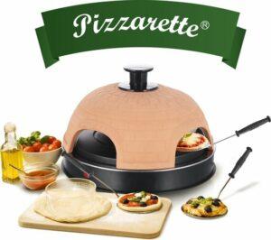 Emerio PO-115985 - Pizzarette - 4 personen