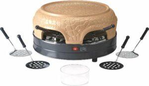 Trebs 99391 - Pizza Gusto oven voor 6 personen - Bruin-Grijs