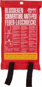 Blusdeken Pro brandbeveiliging