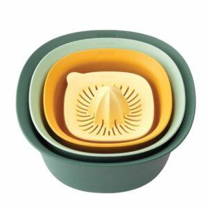 Brabantia Tasty+ Mengkommenset - 4-delig - Mixed Colours
