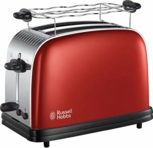 Russell Hobbs 23330-56 Colours Plus+ - Broodrooster - Rood