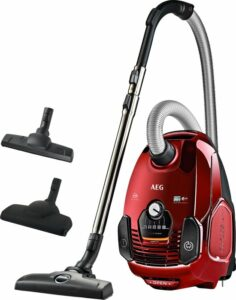 AEG VX7-2-CR-A Animal Edition - Stofzuiger met zak
