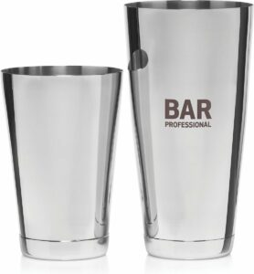 Bar Professional Boston Shaker 80 cl - RVS