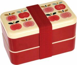 Bento box retro appels - Rex London