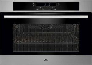 ETNA CM751ZT - Inbouw oven - Zilver