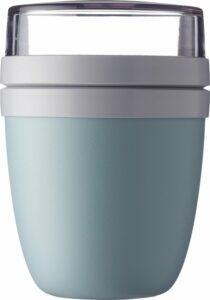 Mepal Lunchpot Ellipse - 0.5L+0.2L - Nordic Green