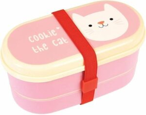Rex London Bento Box Cookie the Cat Rexinter