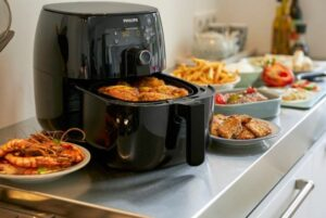 AirFryer vs. Oven
