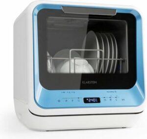 Klarstein Amazonia - mini-afwasmachine - Blauw