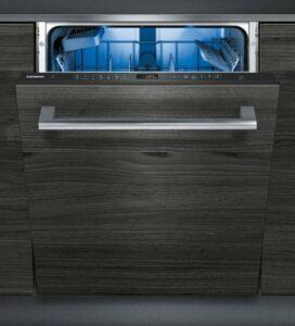 Siemens SN657X04IE - iQ500 - Inbouw vaatwasser