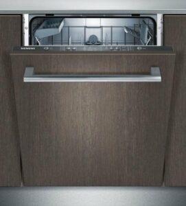 Siemens iQ100 SN615X00AE Volledig ingebouwd 12couverts A+ afwasmachine